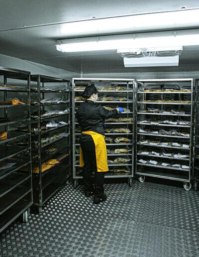 Sala de refrigeración Pic Nic en Tu Casa